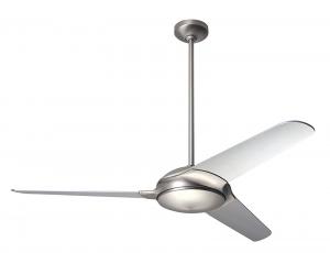 Modern Fan Company FLO-MN, Flow Matte Nickel 52 inch Ceiling Fan with 1991 Blades