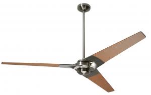 Modern Fan Company TOR-BN-MP, Torsion Bright Nickel 52 inch Ceiling Fan with 1592 Blades